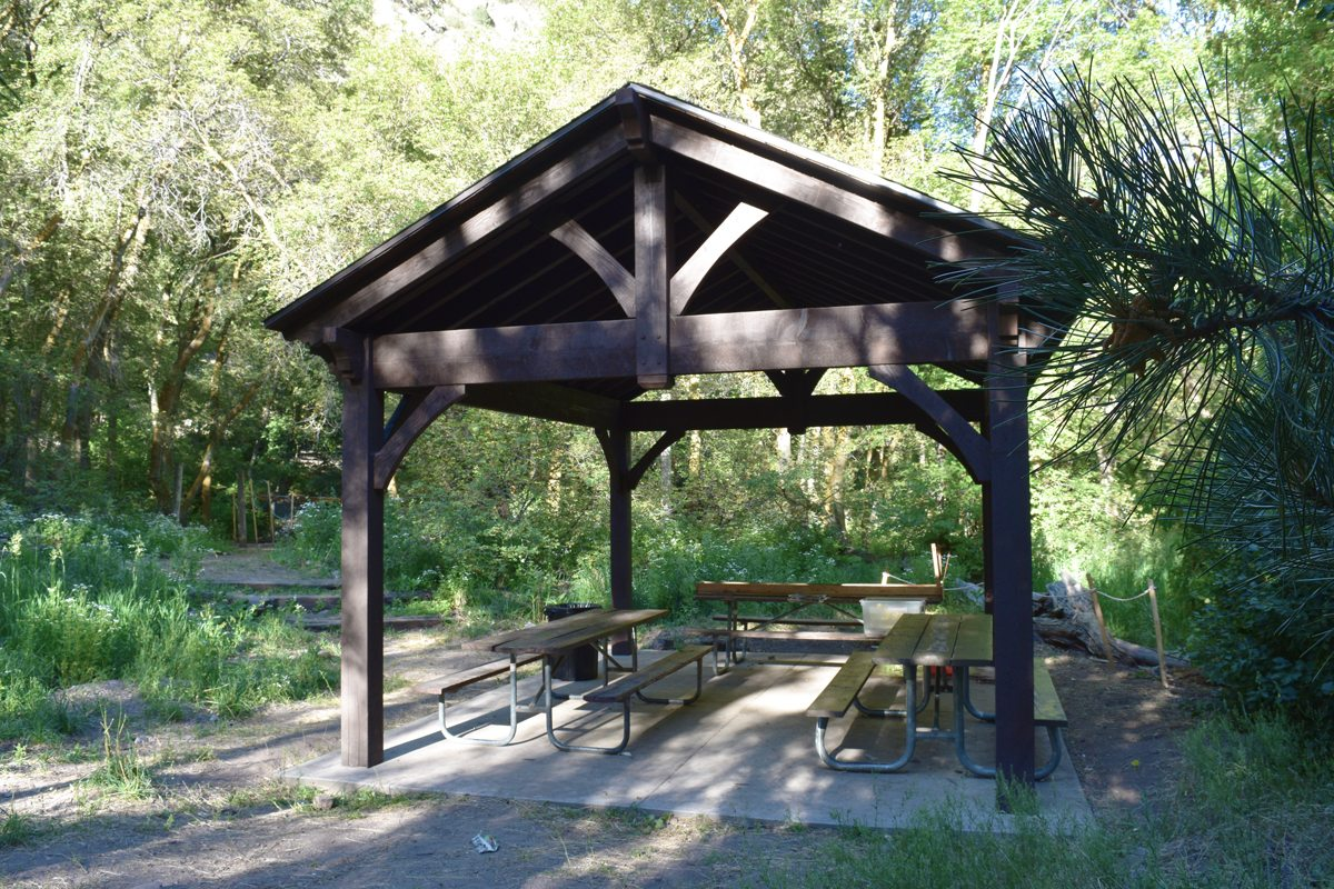 Timber Frame Pavilion Kits For Boy Scouts Of America