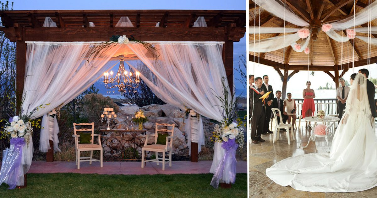 Love It Wedding Arch Arbor Chuppah Mandap Amp More Western Timber Frame
