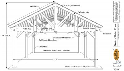 Western Timber Frame News Timber Projects Trade Shows