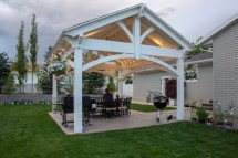 5 Build- Pergola Projects Western Timber Frame