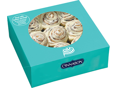 Cinnabon Pack of 9