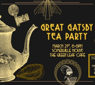 Tea Party - Great Gatsby