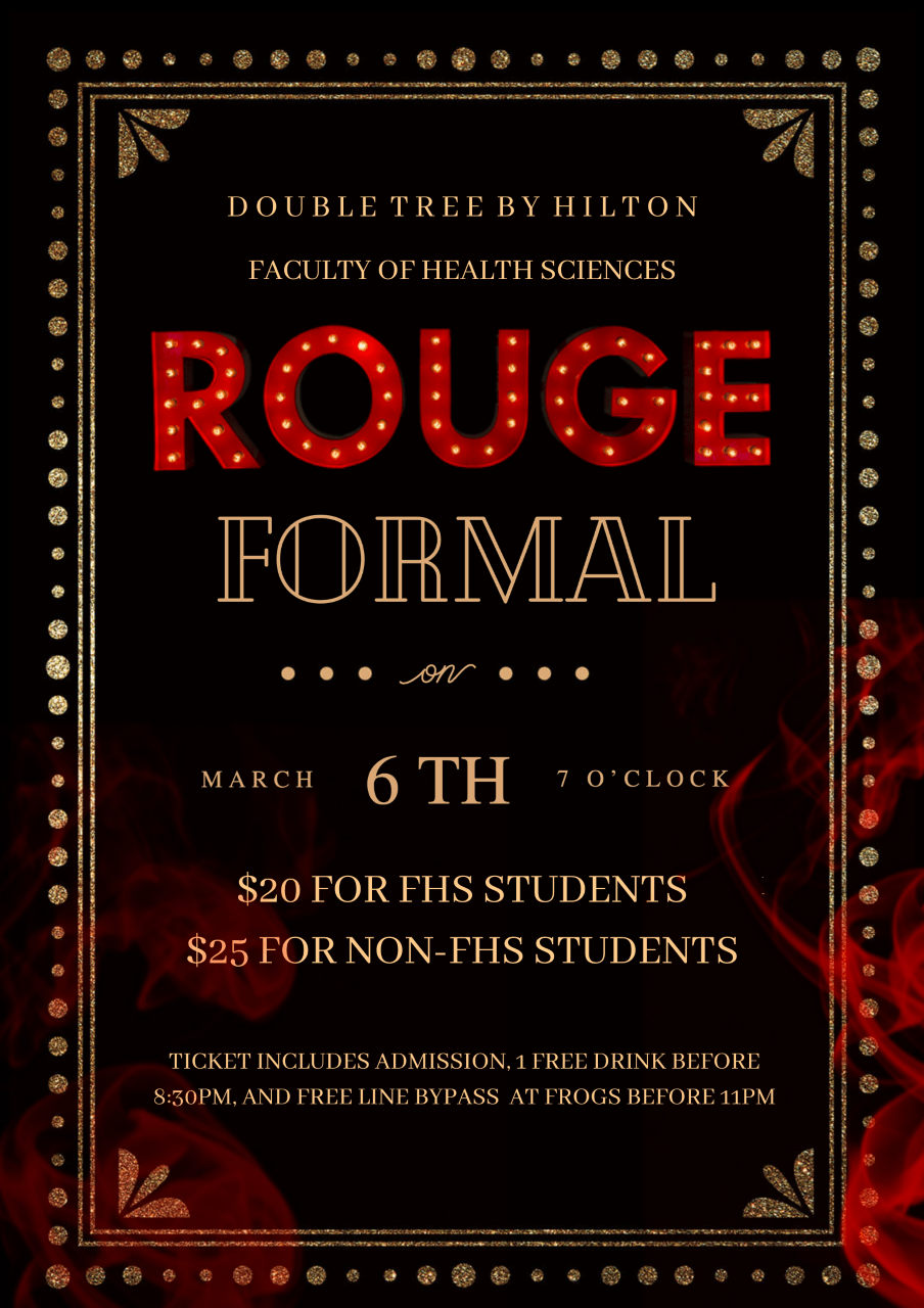 Rouge Formal - March 6th