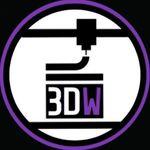 Logo - Western's 3D Printing Club