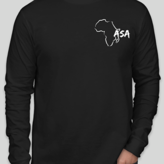 ASA black t-shirt