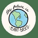 Vegan-plantbased sticker