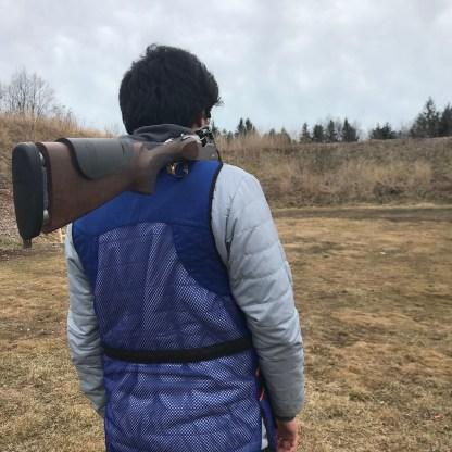 WFA Shooting Vest - Back