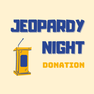 WPA Jeopard Night Donation