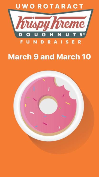 Rotaract Krispy Kreme