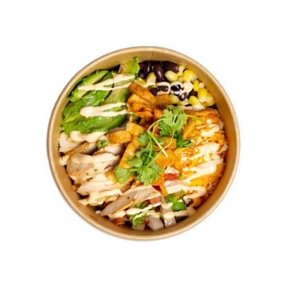 Charity Lunch - Burrito Bowl