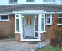 Porches Mayo | Roscommon | Sligo - Western Windows & Glass ...