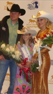 Miss Rodeo Pageant