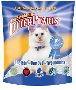 LitterPearls to avoid smell ...