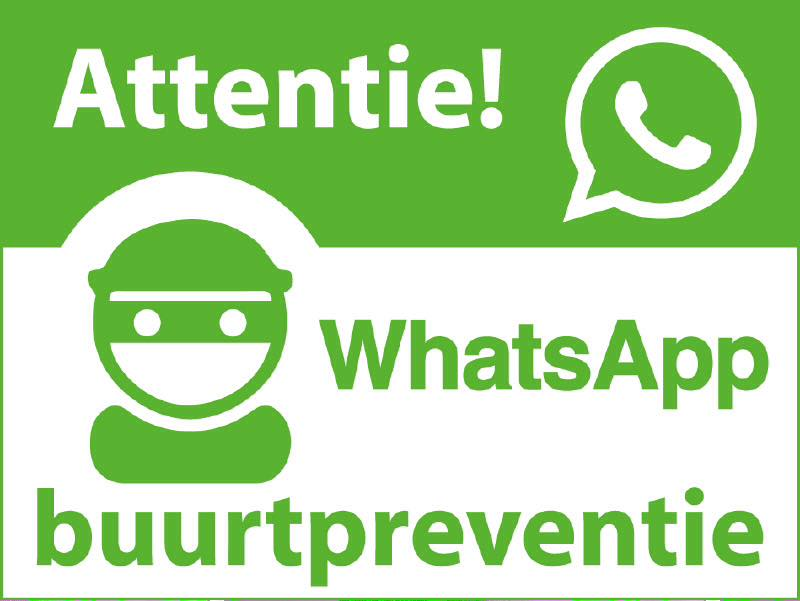 Weer nieuwe Whatsapp buurtpreventiegroep in Westervoort