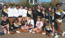 Competition Cheer Squad