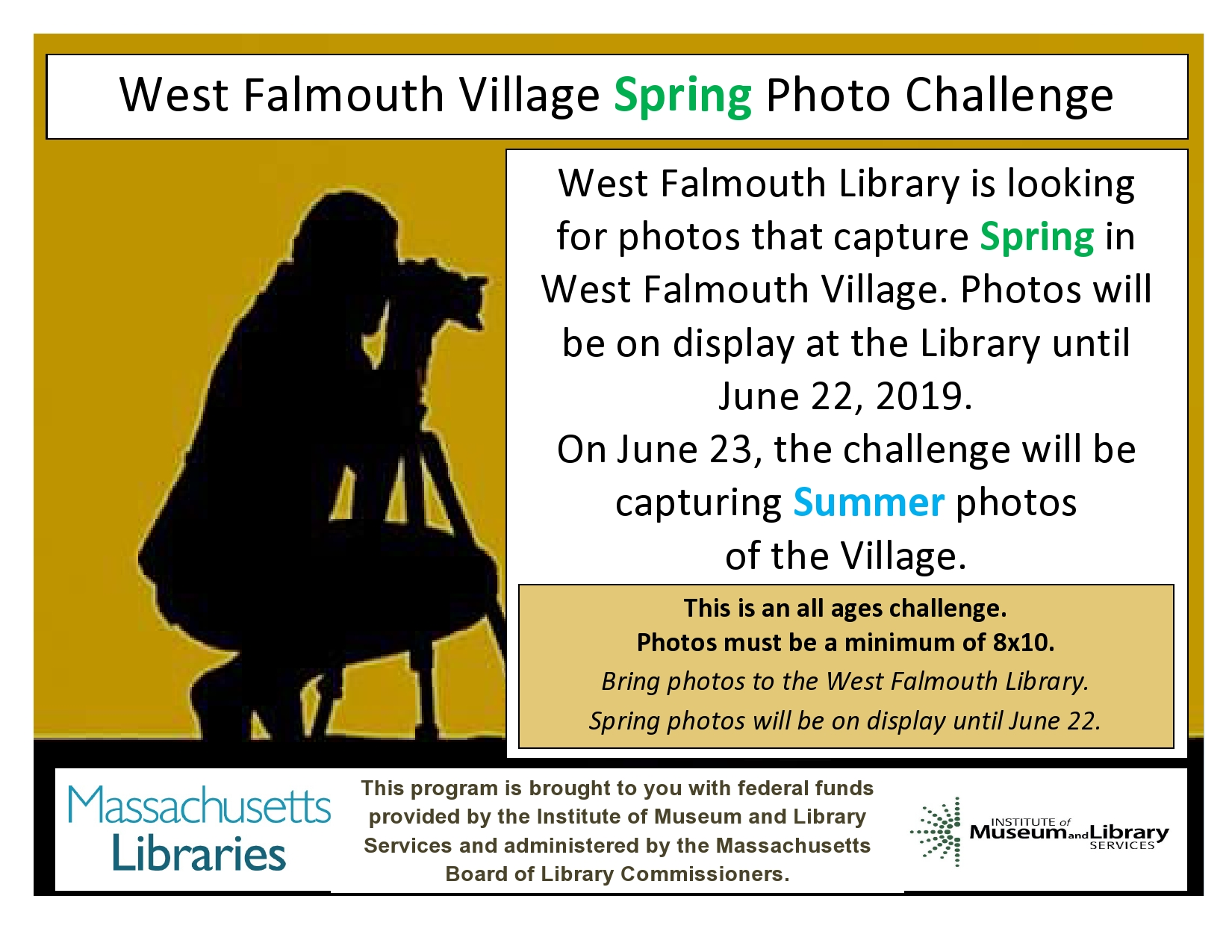 Spring Photo contest-page0001 – West Falmouth Library