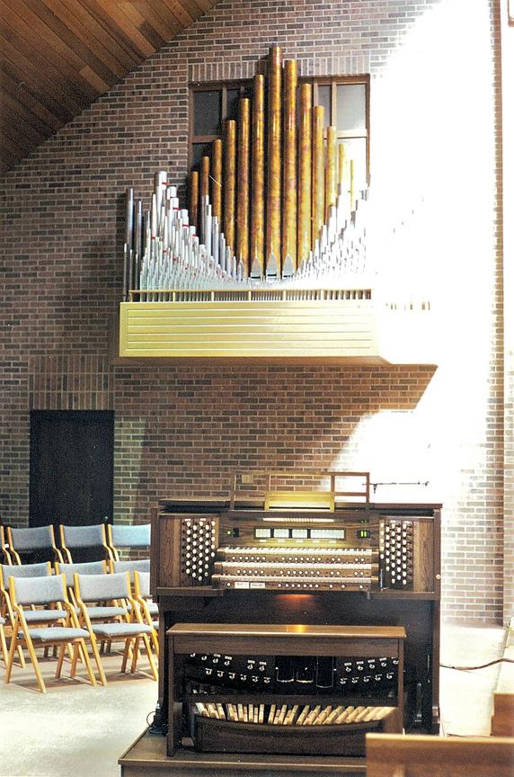CUSTOMER GALLERYINSTALLATIONS  Westfield Organ Company