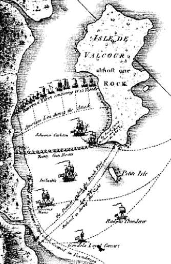 Westford and the Battle of Valcour Island