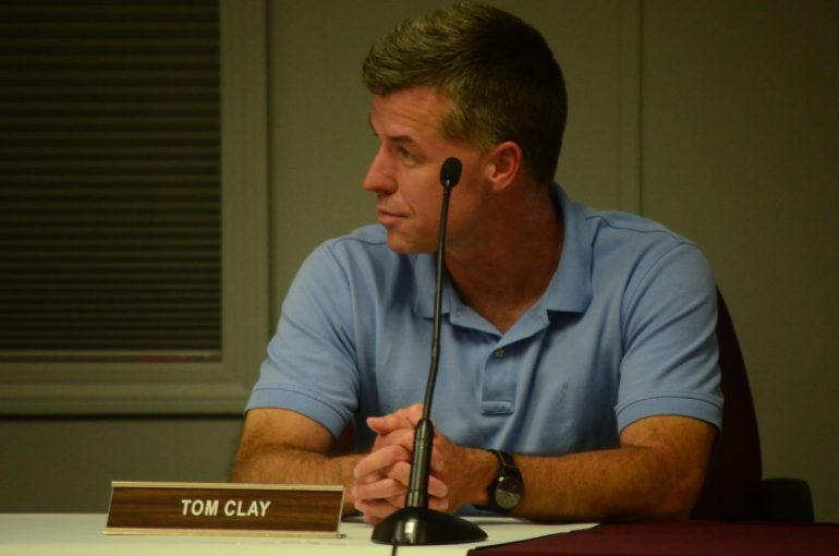 Tom Clay on June 23, 2014