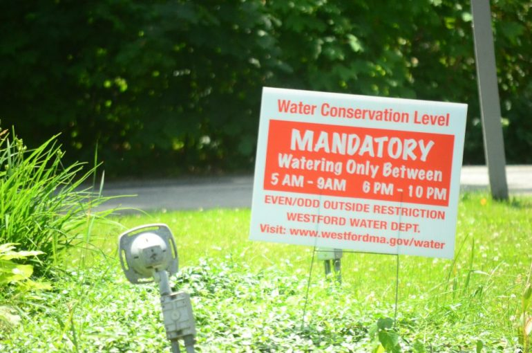 Mandatory Water Restriction