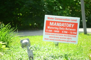 Mandatory Water Restriction