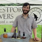 Clark Andrew of Westport Rivers Winery.