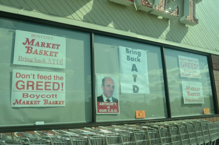 The Littleton Road Market Basket on Aug. 18, 2014