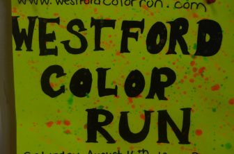 Time for the Color Run!