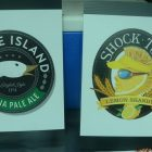 Goose Island and Shock Top