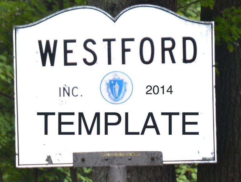 Westford Template logo