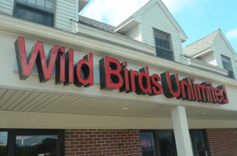 Wild Birds Unlimited is now open at Westford Plaza.
