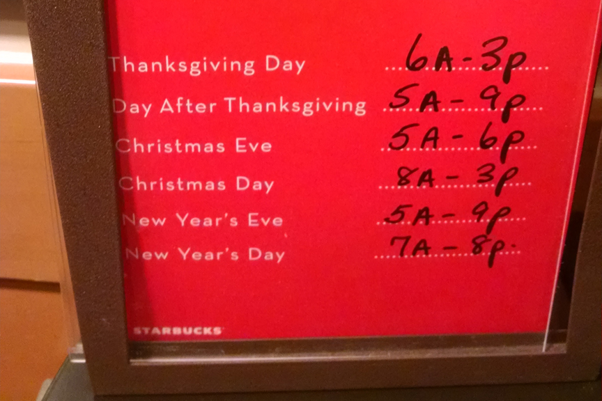 Whats Open And Closed For Christmas And New Years In Westford