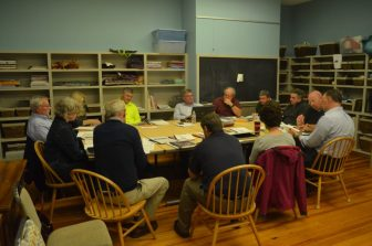 The Permanent Town Building Committee on April 26