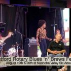 The Brews `N Blues Festival begins Aug. 19. PHOTO BY PATTY STOCKER