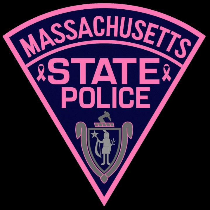 Massachusetts State Police logo. COURTESY IMAGE