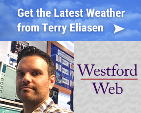 Get the Latest Weather from Terry Eliasen