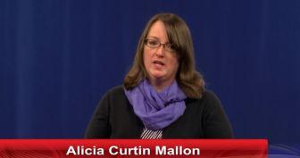 Alicia Curtin Mallon. WESTFORDCAT PHOTO