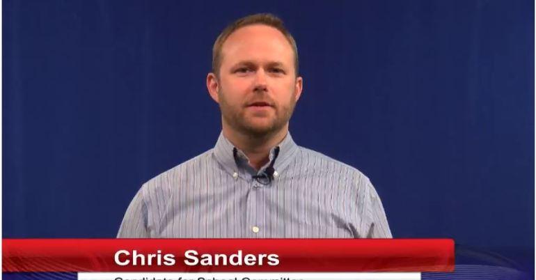 Chris Sanders. WESTFORDCAT PHOTO