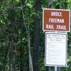 The Bruce Freeman Rail Trail. PHOTO BY PATTY STOCKER