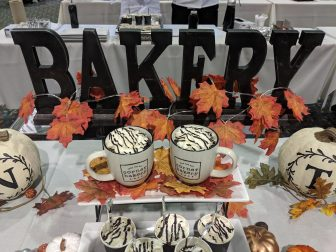 The delectable Baked Hot Chocolate won Best Dessert at the Taste of Middlesex, and Nashoba Tech also tied for second for Best Presentation. COURTESY PHOTO