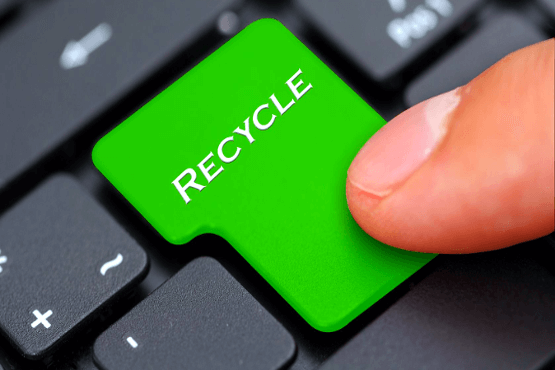 How to Safely Recycle Old Computers