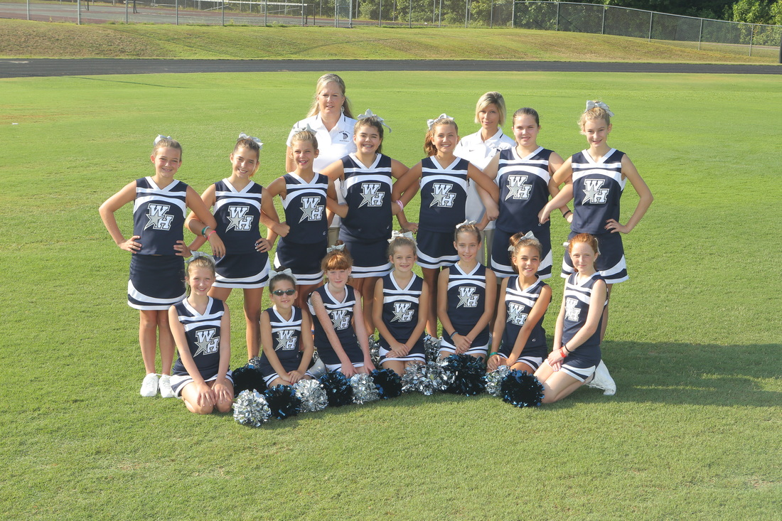 Youth Cheer Info 2019  WEST HALL SPARTAN FOOTBALL