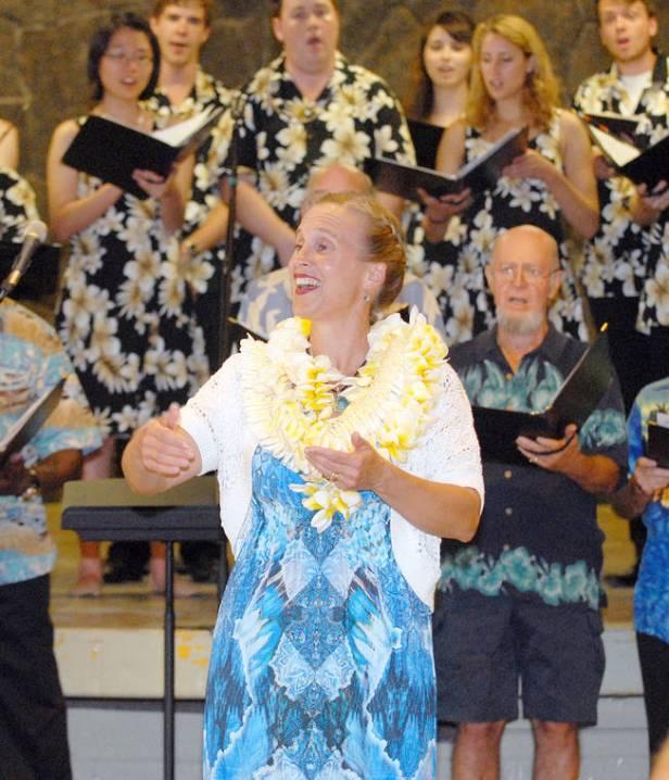 Kona, Windward choral societies present Zoom 'Messiah Sing-Along'