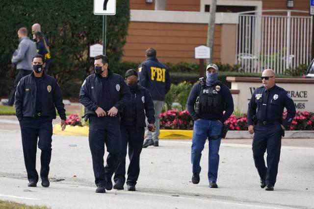 2 FBI agents killed in Florida shooting identified, 'exemplified heroism,' FBI director says