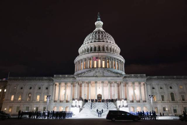 Trump impeachment trial confronts memories of Capitol siege