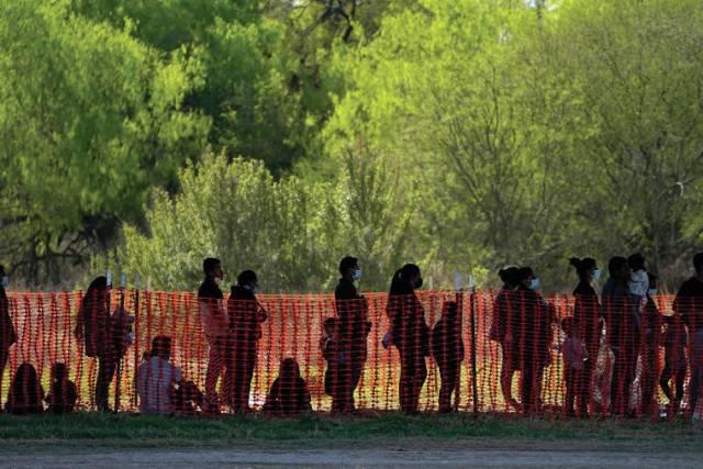 Biden taking heat amid migrant surge at Mexico border