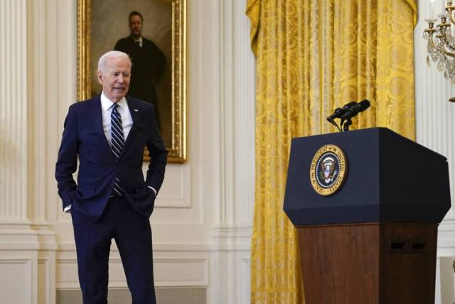 Aid groups call on Biden to develop plans to share vaccines