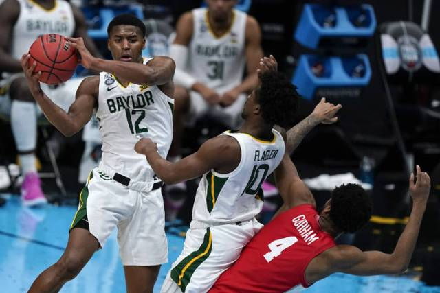 Baylor routs Houston 78-59 to reach title game