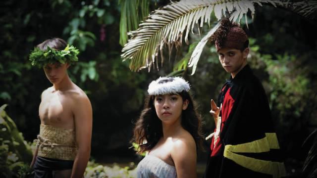 Keeping the Hoʻike tradition alive: KS-Hawaii students produce film telling story of Kahalaopuna