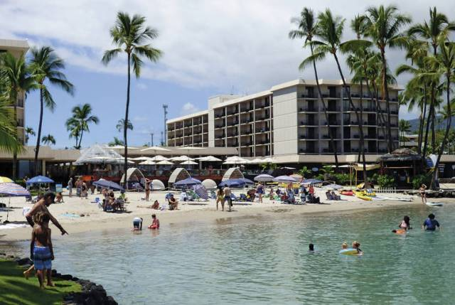 Big Island hotel occupancy tops 53%; 64% on the Kohala Coast
